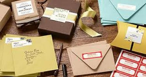 How to Make Wedding Address Labels: 7 Ideas To Amaze You | Daily ...