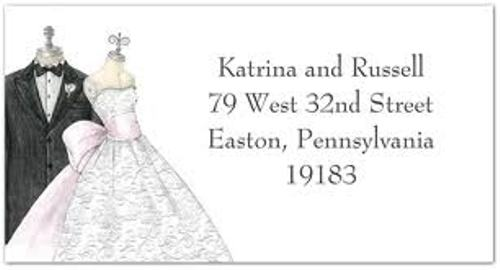 how to make wedding address labels 7 ideas to amaze you daily