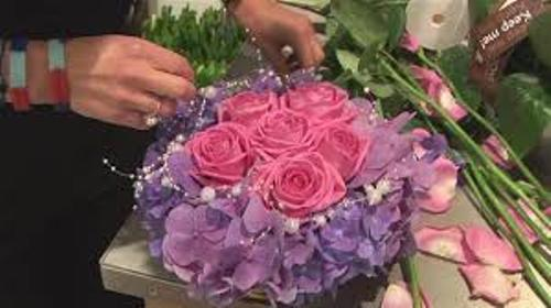 How to Arrange Wedding Bouquets
