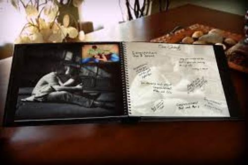 How to Create Wedding Guest Book Unique