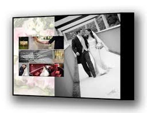 How to Create Wedding Photo Montage Albums