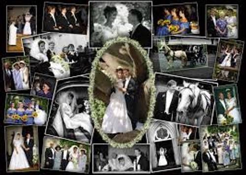 How to Create Wedding Photo Montage Unique