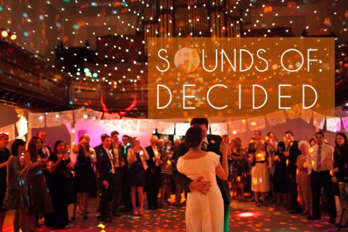 How to Create Your Own Wedding Playlist Dance