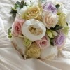 How To Create A Hand Tied Wedding Bouquet: 4 Steps