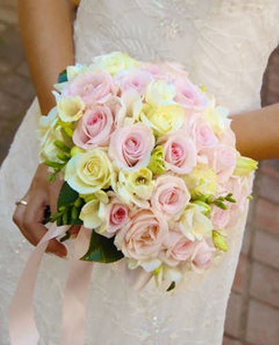 How to Create a Hand Tied Wedding Bouquet Colors