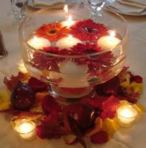 How To Make Wedding Centerpieces With Candles 5 Steps Daily