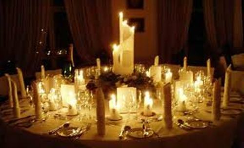 How to Make Wedding Centerpieces with Candles Inexpensive