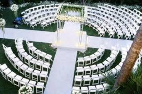 How to Make Wedding Ceremony Unique Seats
