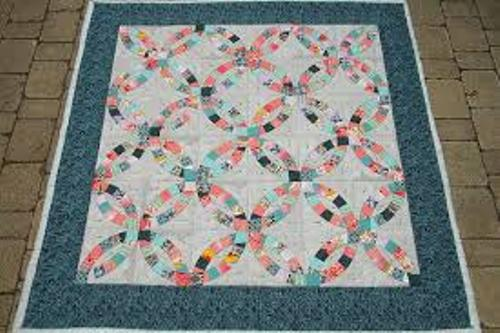 How to Make Wedding Ring Quilt