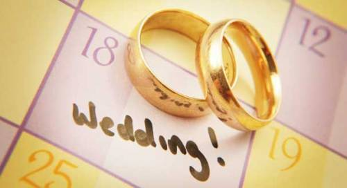 How to Plan a Wedding Before You're Engaged