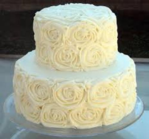 Wedding Cake Icing Decor