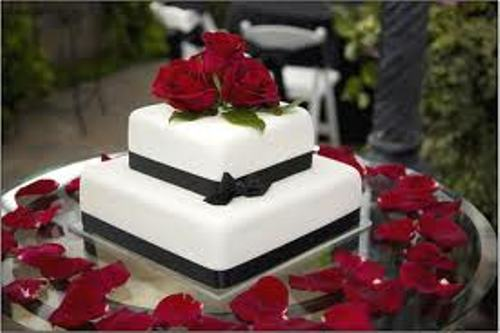 Wedding Cake Icing Ways
