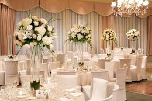 Wedding Table Flowers Ideas
