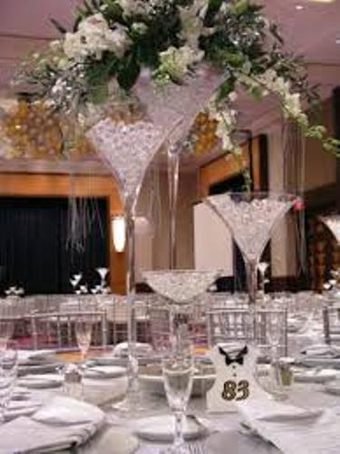 Wedding Table Flowers Pic
